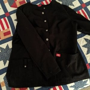 Dickies scrub jacket